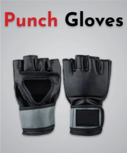 MMA punch gloves