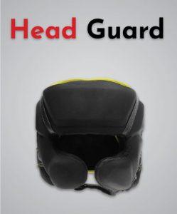 head guard MMA