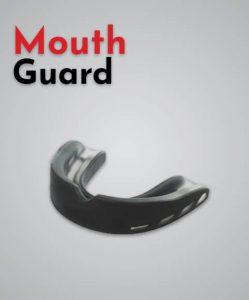 mouth guard MMA