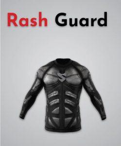 rash guard MMA